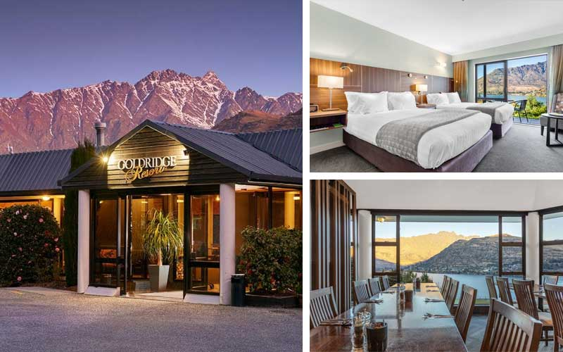 Hotel Nowa Zelandia Queenstown Goldridge Resort - Holiday Inn